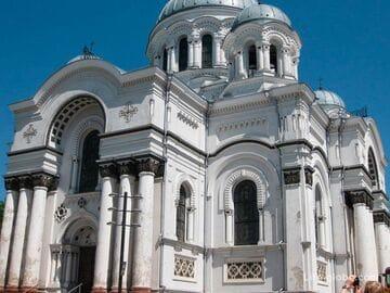 Костел Святого Михаила Архангела в Каунасе