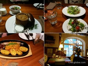 Латышская кухня. Где и что поесть в Риге, сколько это стоит. Пиво в Риге