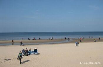 Море и пляжи Юрмалы (Латвия)