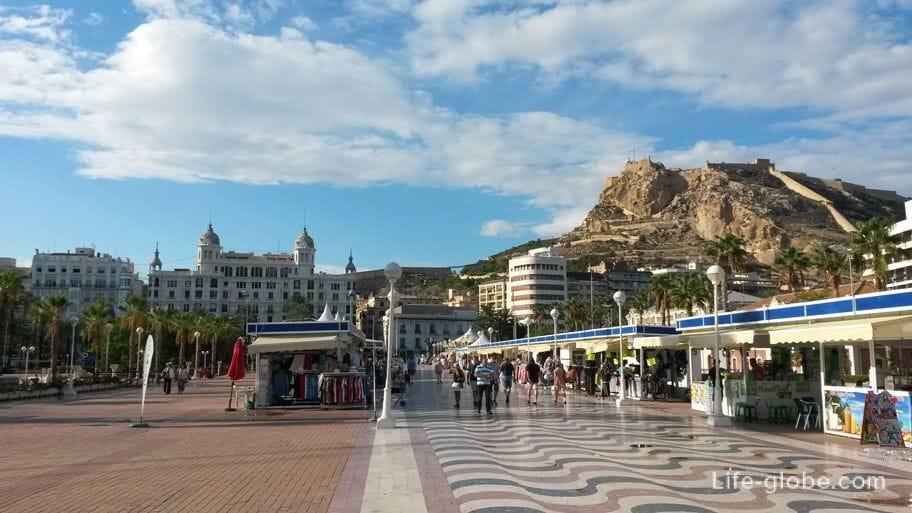 Аликанте, Испания