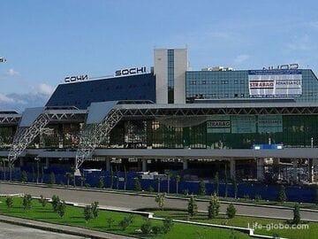 Небо над Сочи открыли для иностранных авиаперевозчиков