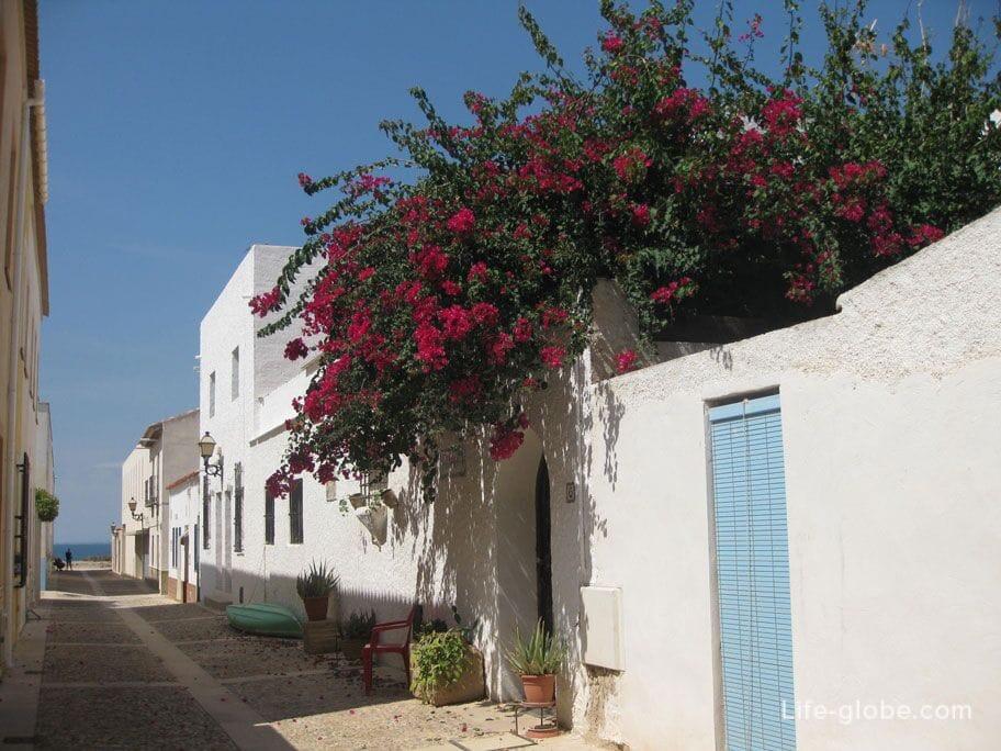 Остров Табарка, Испания