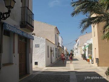 Остров Табарка, Испания. Описание, достопримечательности, фото