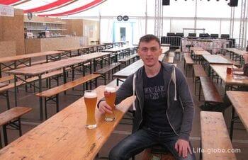 Beer festival in Prague: impressions, prices, beer, food and atmosphere