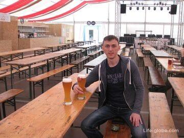 Пивной фестиваль в Праге: впечатления, цены, пиво, еда и атмосфера