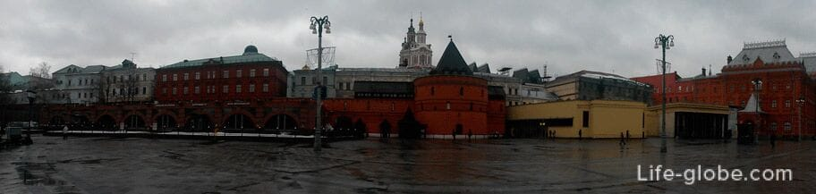 f57b3a5e0de4 Площадь Революции в Москве