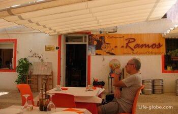 Где и что поесть на испанском острове Табарка