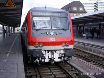 Как добраться из Меммингена в Мюнхен (аэропорта и центра города)