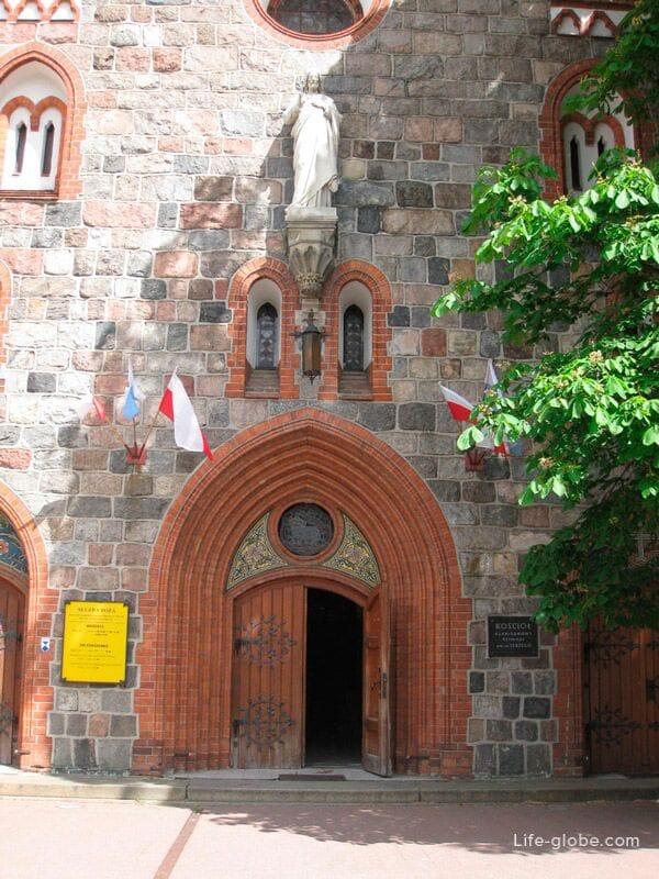 St. George Sopot Roman Catholic Parish