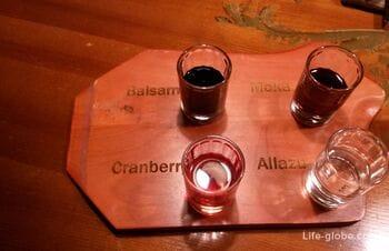 Рижские бальзамы и дегустация национальных напитков в Латвии: фото, описание, цены, где купить