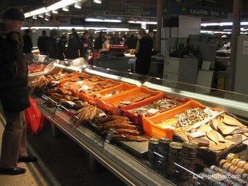 Рижский центральный рынок - гастрономический рай Латвии
