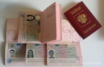 Оформление Шенгенской туристической визы, часто задаваемые вопросы