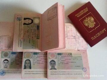 Оформление Шенгенской визы, часто задаваемые вопросы