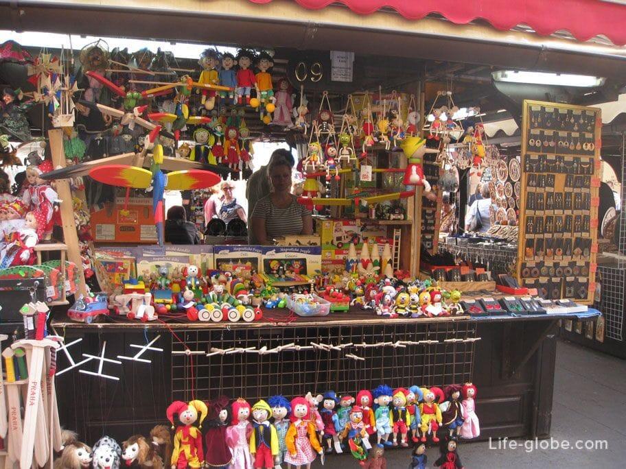 чешские деревянные игрушки
