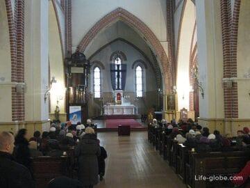 Кафедральный собор Святого Иакова в Риге