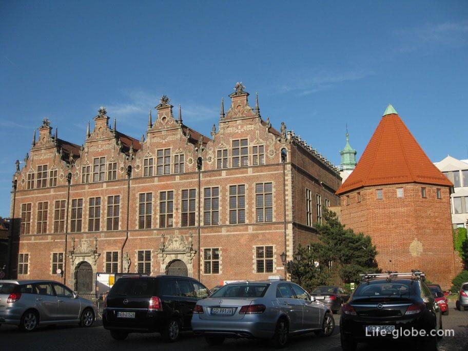 Slomiana Tower Gdansk
