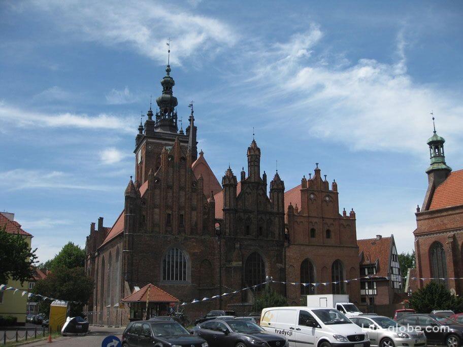 St. Katarzyna's Church Gdansk