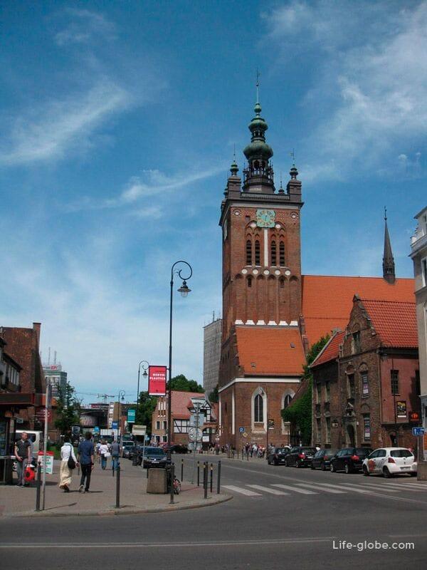 St. Catherine's Church Gdansk