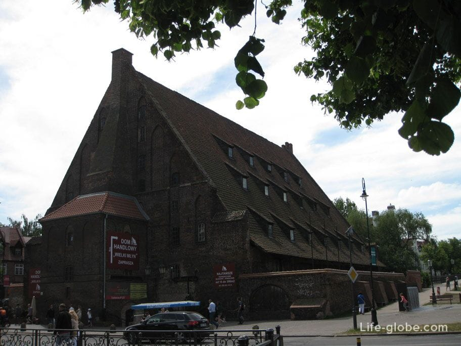 Big Mill Gdansk