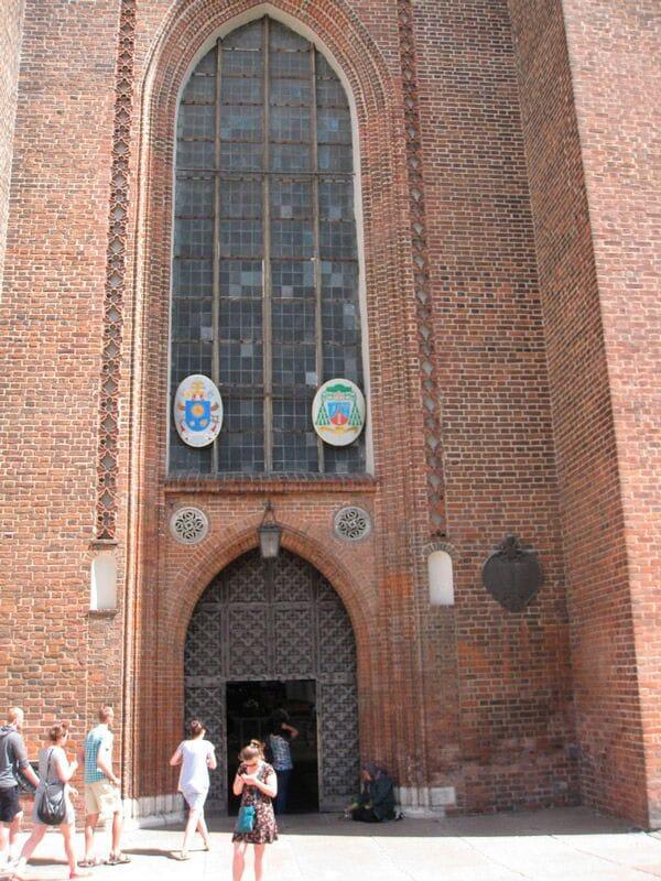 Church of the Virgin Mary Gdansk