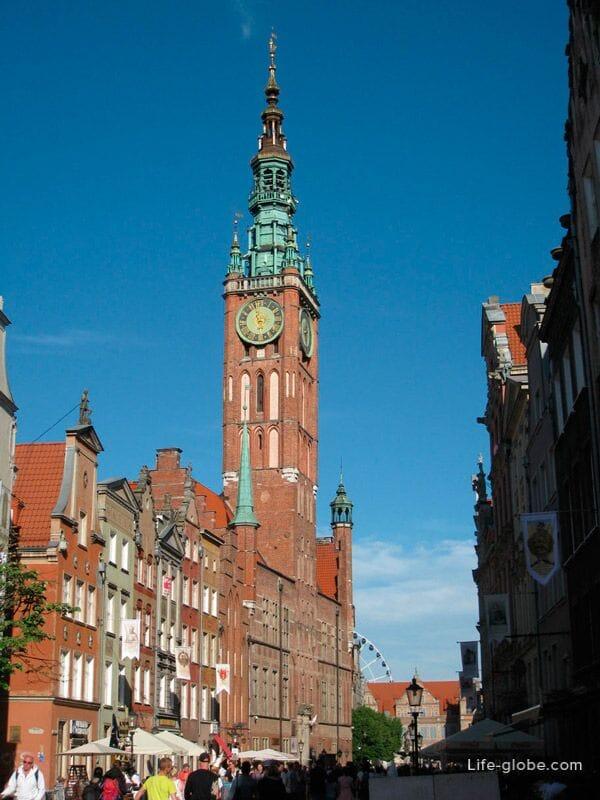 Gdansk City Hall