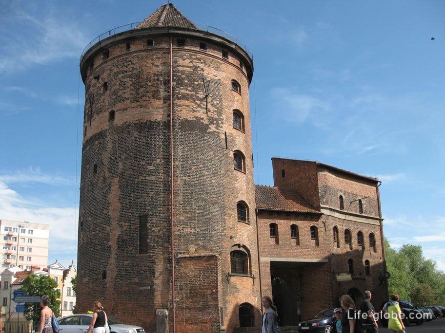 Stagiewna Gate Gdansk