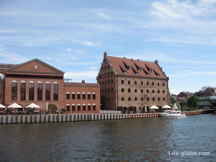 Royal Barn Gdansk