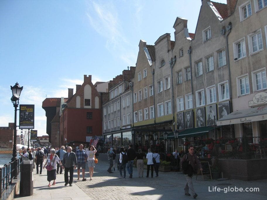 sights of Gdansk