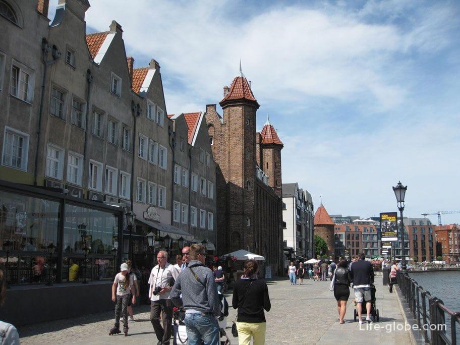 staroe miasto Gdansk