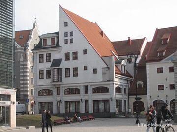 Прогулка по старому городу Риги (Вецрига)