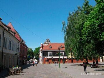 Старый город Каунас - одна из главных достопримечательностей Литвы