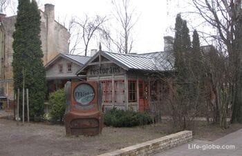 Творческие кварталы Риги: Спикери и Калнциема