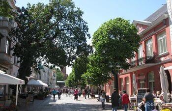 Монте Кассино (Монтяк), Сопот - главная прогулочная улица города