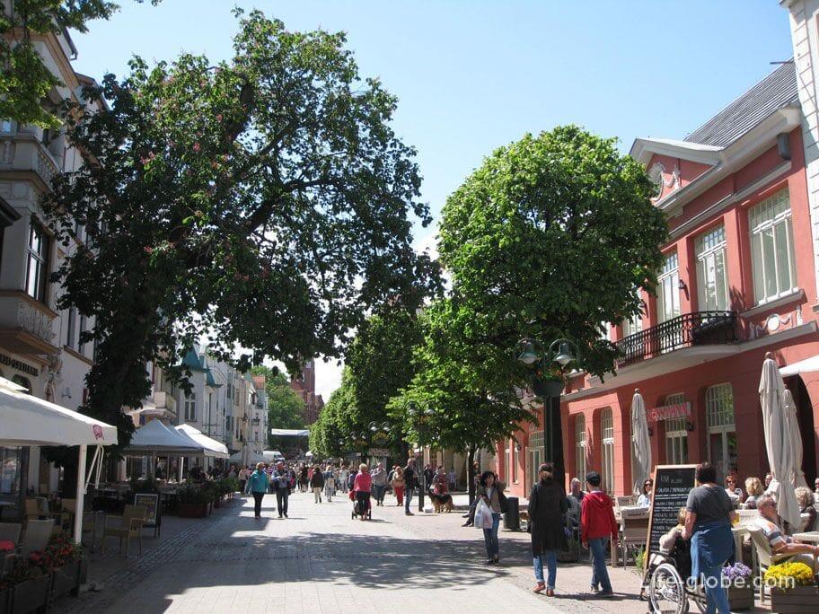 sights of Sopot-Montiak Street