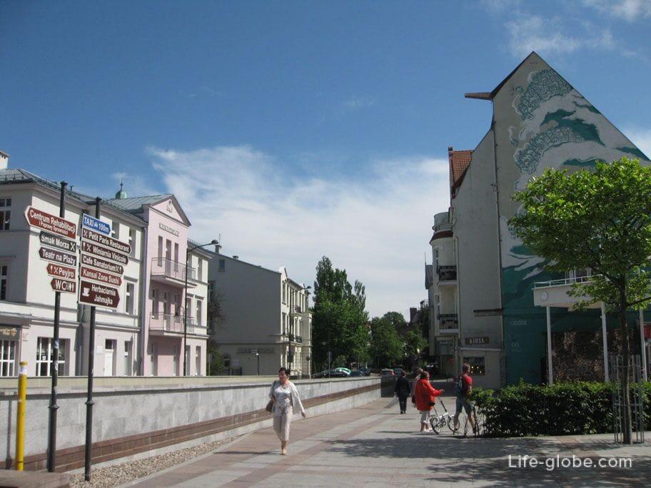 Sopot center