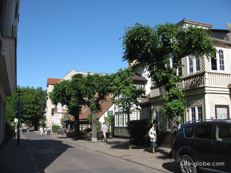 streets of Sopot