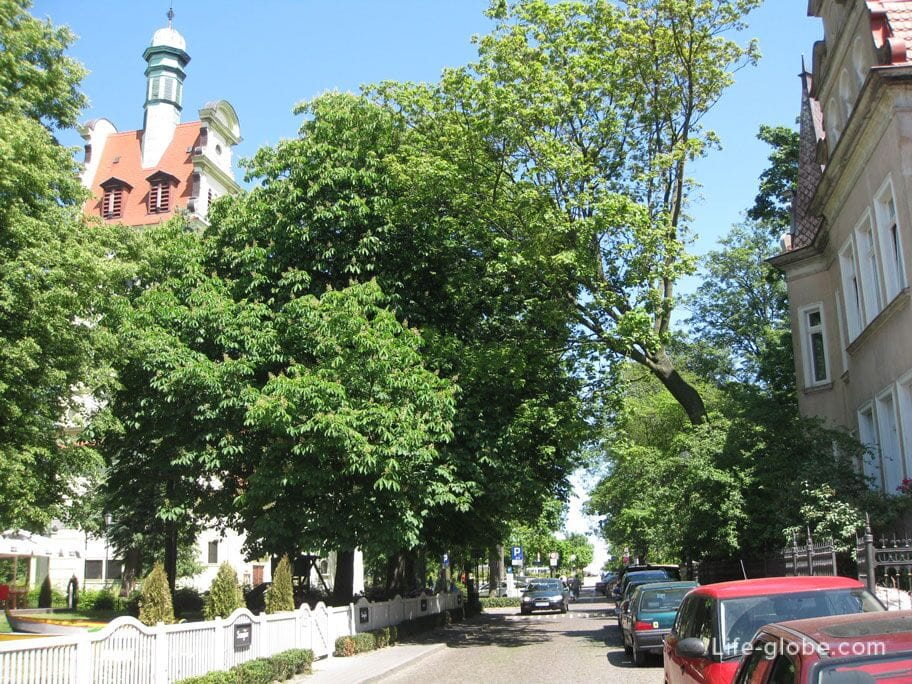 streets of sopot photo