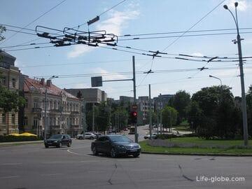 Улицы Вильнюса (фотоотчет)