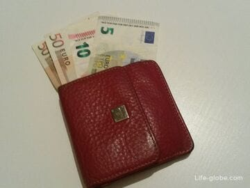 Валюта Литвы. Сколько денег брать с собой в Литву