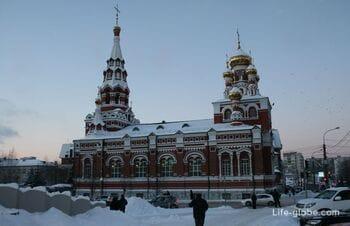 Вознесенско-Феодосиевская церковь, Пермь
