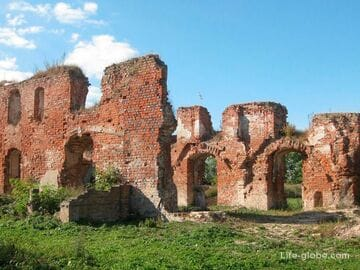 Замок Бранденбург, Калининградская область