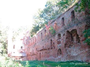 Замок Бальга, Калининградская область