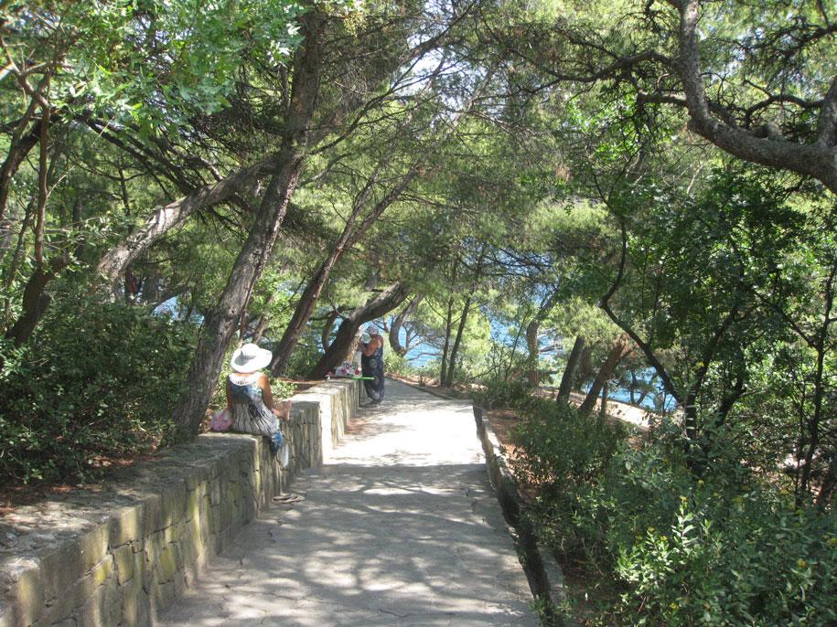 Алуптинский парк