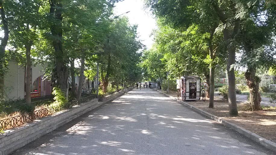 Улица Фрунзе, Евпатория