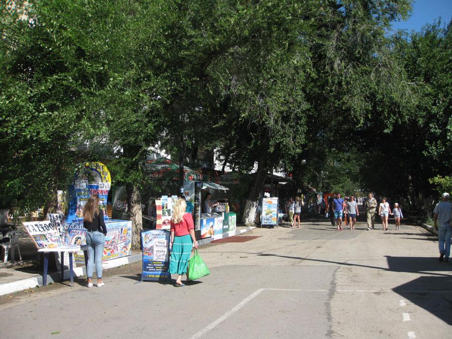 улицы Феодосии, Крым