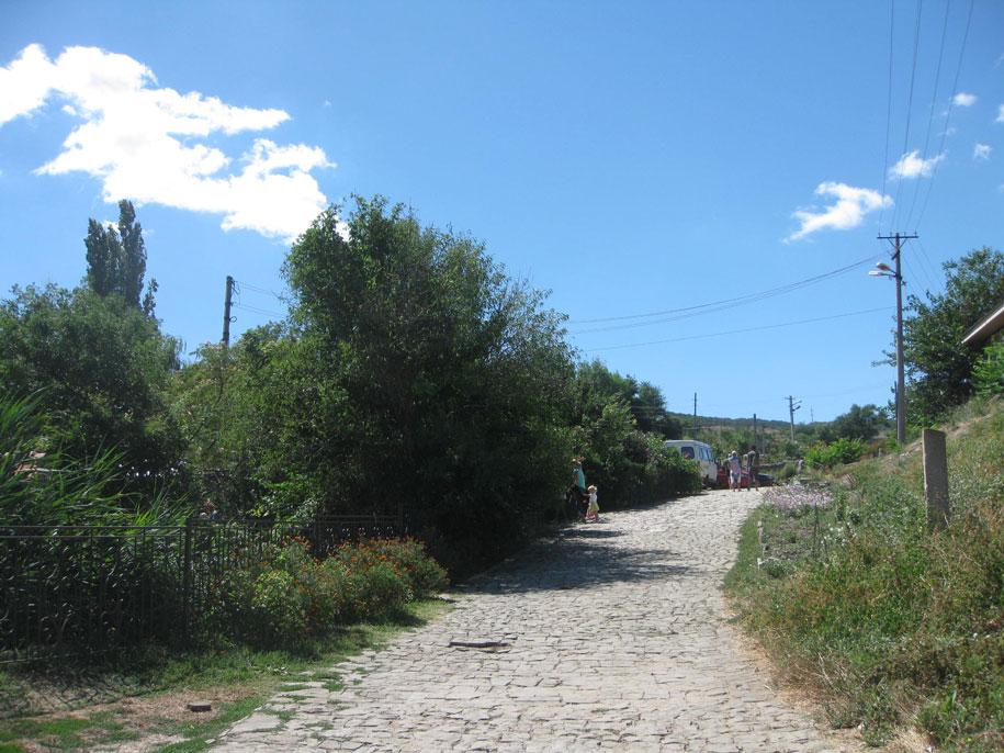 Старый город, Феодосия