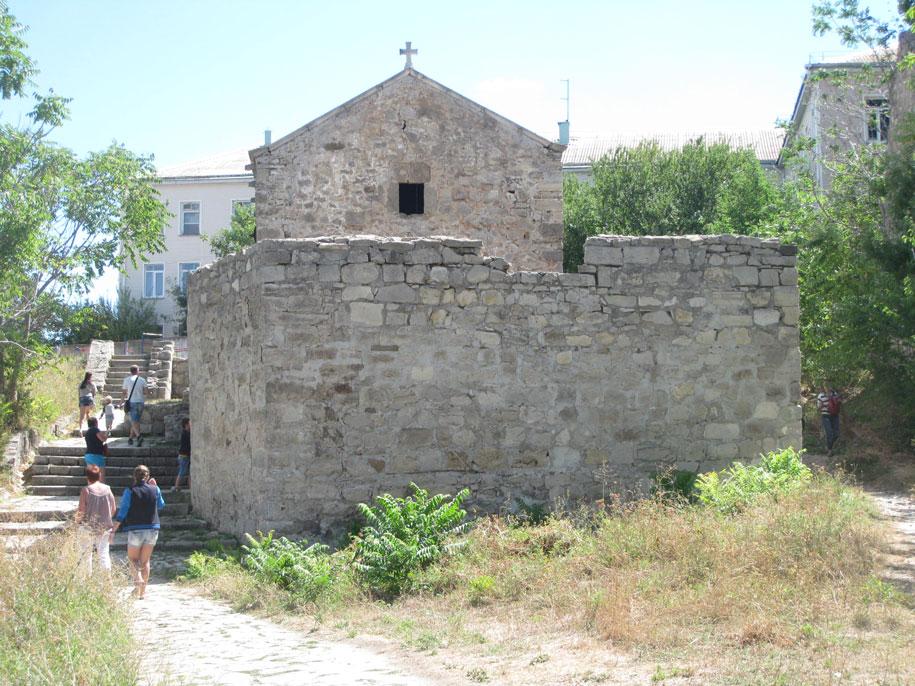 Церковь в Старом городе, Феодосия