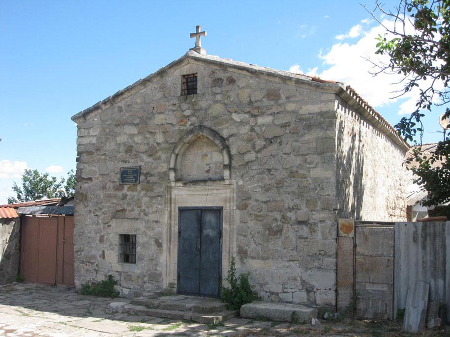 Храм Святого Георгия Победоносца, Феодосия