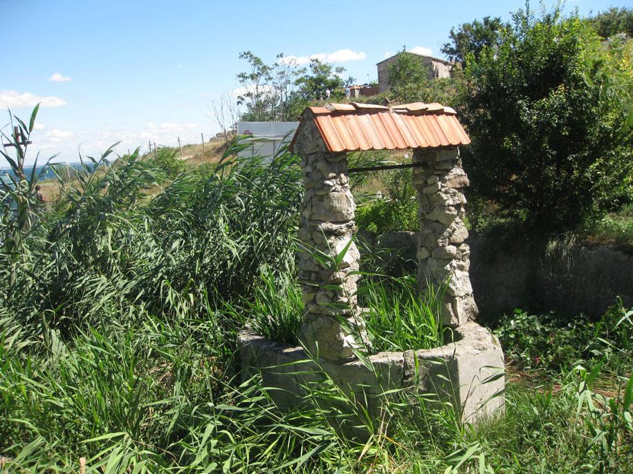 Старый город в Феодосии