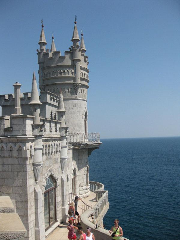Дворец Ласточкино гнездо